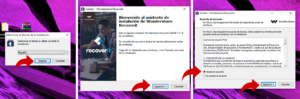 Instalacion de Wondershare Recoverit