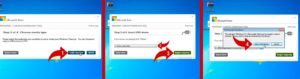 paso 2 para botear windows 8.1