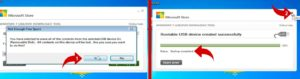 paso 3 de botear windows 8.1